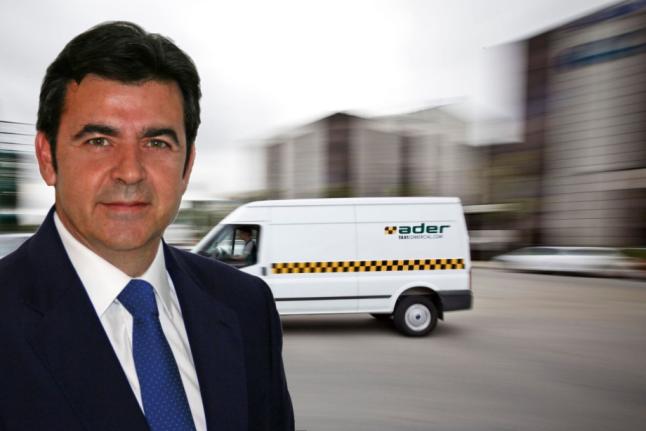 Eduardo Herrera - ADER Taxi Comercial