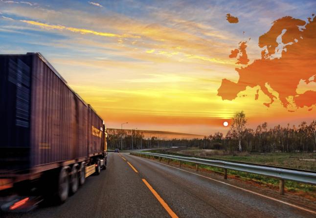 transporte europeo